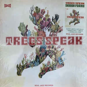 TREES SPEAK-SHADOW FORMS SUPER LIMITED EDITION LP *NEW*