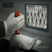 MUSE-DRONES CD *NEW*
