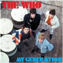 WHO THE-MY GENERATION LP *NEW*