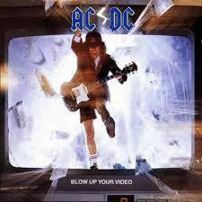 AC/DC-BLOW UP YOUR VIDEO LP G COVER VG
