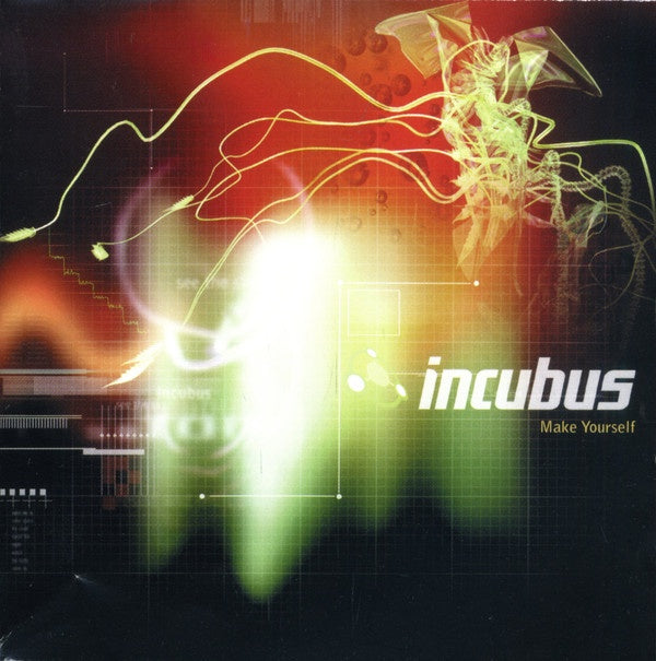 INCUBUS-MAKE YOURSELF FLAMING VINYL 2LP *NEW*