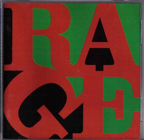 RAGE AGAINST THE MACHINE-RENEGADES CD VG