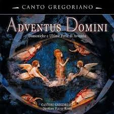 ADVENTUS DOMINI-CANTORI GREGORIANI CD VG