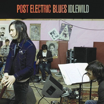 POST ELECTRIC BLUES-IDLEWILD CD VG