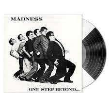 MADNESS-ONE STEP BEYOND BLACK & WHITE VINYL LP *NEW*