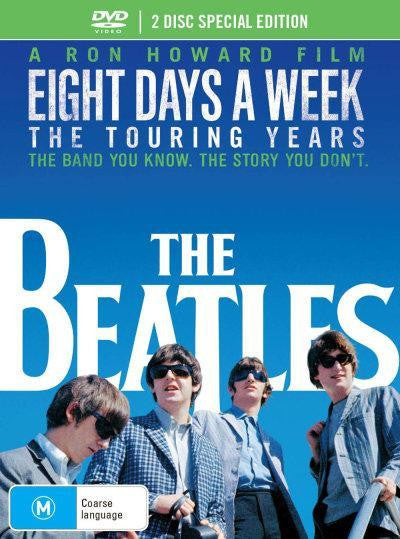 BEATLES THE-EIGHT DAYS A WEEK 2 DISC SPECIAL EDITION DVD *NEW*