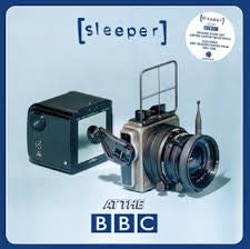 SLEEPER-AT THE BBC BLUE VINYL LP *NEW*