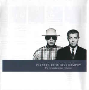 PET SHOP BOYS-DISCOGRAPHY CD VG