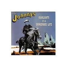 JOHNNYS THE-HIGHLIGHTS OF A DANGEROUS LIFE LP EX COVER VG+