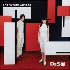 WHITE STRIPES THE-DE STIJL LP EX COVER EX