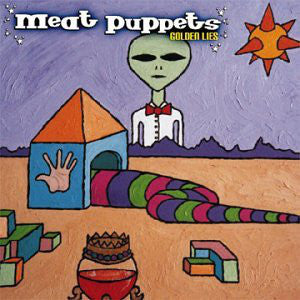 MEAT PUPPETS-GOLDEN LIES CD VG