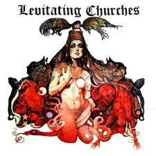 LEVITATING CHURCHES-CRY A LITTLE HARDER 7INCH *NEW*