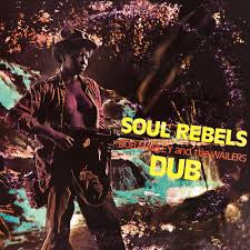 MARLEY BOB & THE WAILERS-SOUL REBELS DUB GREEN VINYL LP *NEW*