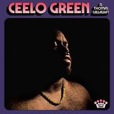 GREEN CEELO-IS THOMAS CALLAWAY CD *NEW