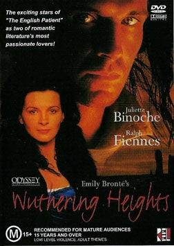 WUTHERING HEIGHTS DVD VG
