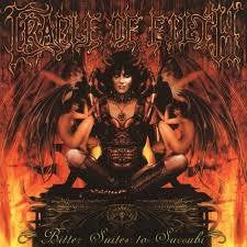 CRADLE OF FILTH-BITTER SUITES TO SUCCUBI CD *NEW*
