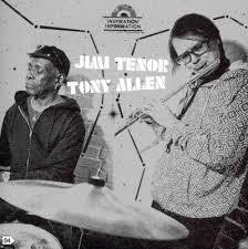 TENOR JIMI AND TONY ALLEN-INSPIRATION INFORMATION CD *NEW*