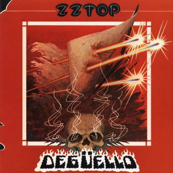 ZZ TOP-DEGUELLO CD VG