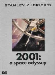 2001: A SPACE ODYSSEY DELUXE COLLECTOR SET DVD + CD VG