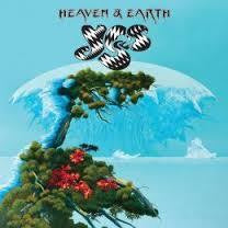 YES-HEAVEN & EARTH CD *NEW*