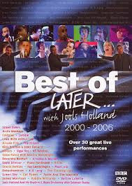 HOLLAND JOOLS-BEST OF LATER DVD VG