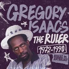 ISAACS GREGORY-THE RULER 1972 1990 LP *NEW*