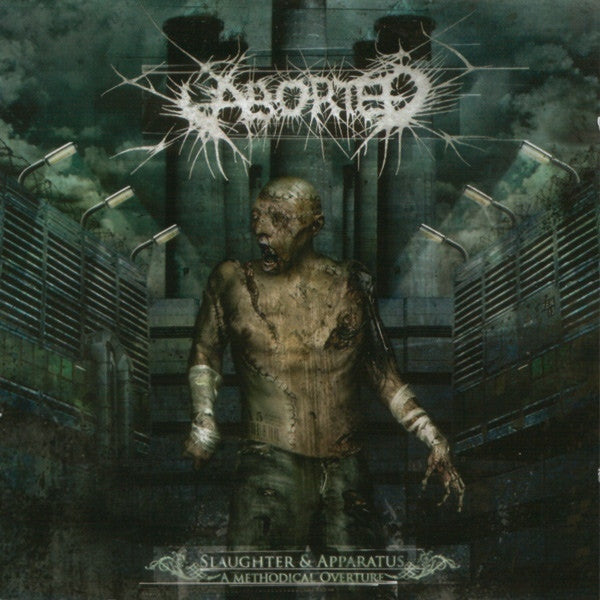 ABORTED-SLAUGHTER & APPARATUS A METHODICAL OVERTURE CD VG+