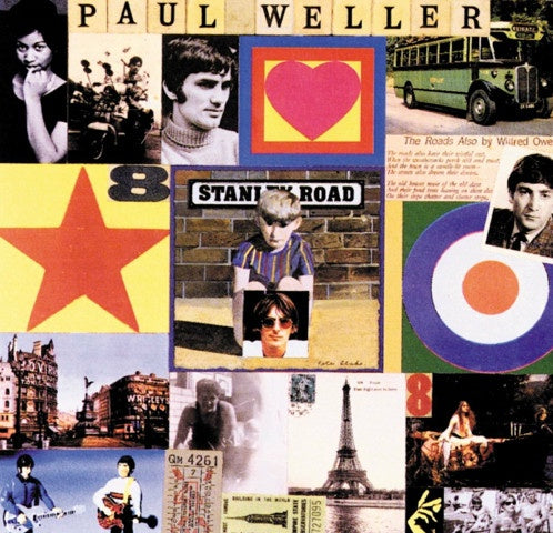 WELLER PAUL-STANLEY ROAD LP *NEW*