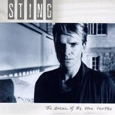 STING-THE DREAM OF THE BLUE TURTLES LP VG+ COVER VG