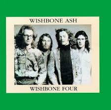 WISHBONE ASH-WISHBONE FOUR LP VG COVER G