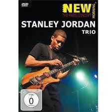 JORDON STANLEY TRIO-THE PARIS CONCERT DVD *NEW*