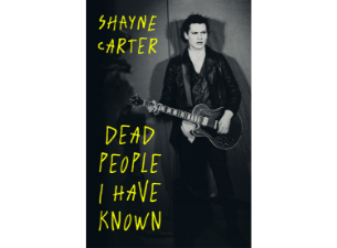 CARTER SHAYNE-DEAD PEOPLE I HAVE KNOWN BOOK *NEW*