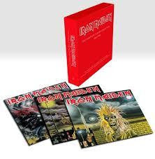 IRON MAIDEN-COMPLETE ALBUMS COLLECTION 1980-1988 3LP BOXSET *NEW*