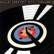 EAGLES-GREATEST HITS VOLUME 2 LP G COVER VG