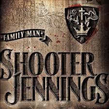 JENNINGS SHOOTER-FAMILY MAN CD *NEW*