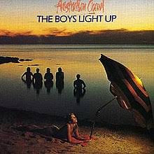 AUSTRALAIN CRAWL-THE BOYS LIGHT UP LP VG+ COVER VG+