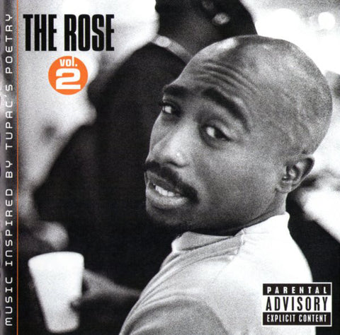 2PAC / VARIOUS ARTISTS-THE ROSE VOL.2 CD VG+