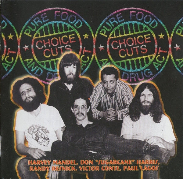 PURE FOOD AND DRUG ACT-CHOICE CUTS CD VG