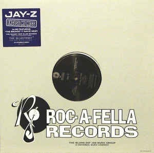 "JAY-Z-EXCUSE ME MISS 12"" VG"