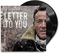 SPRINGSTEEN BRUCE-LETTER TO YOU 2LP *NEW*