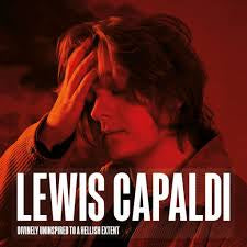 CAPALDI LEWIS-DIVINELY UNINSPIRED TO A HELLISH EXTENT CD *NEW*