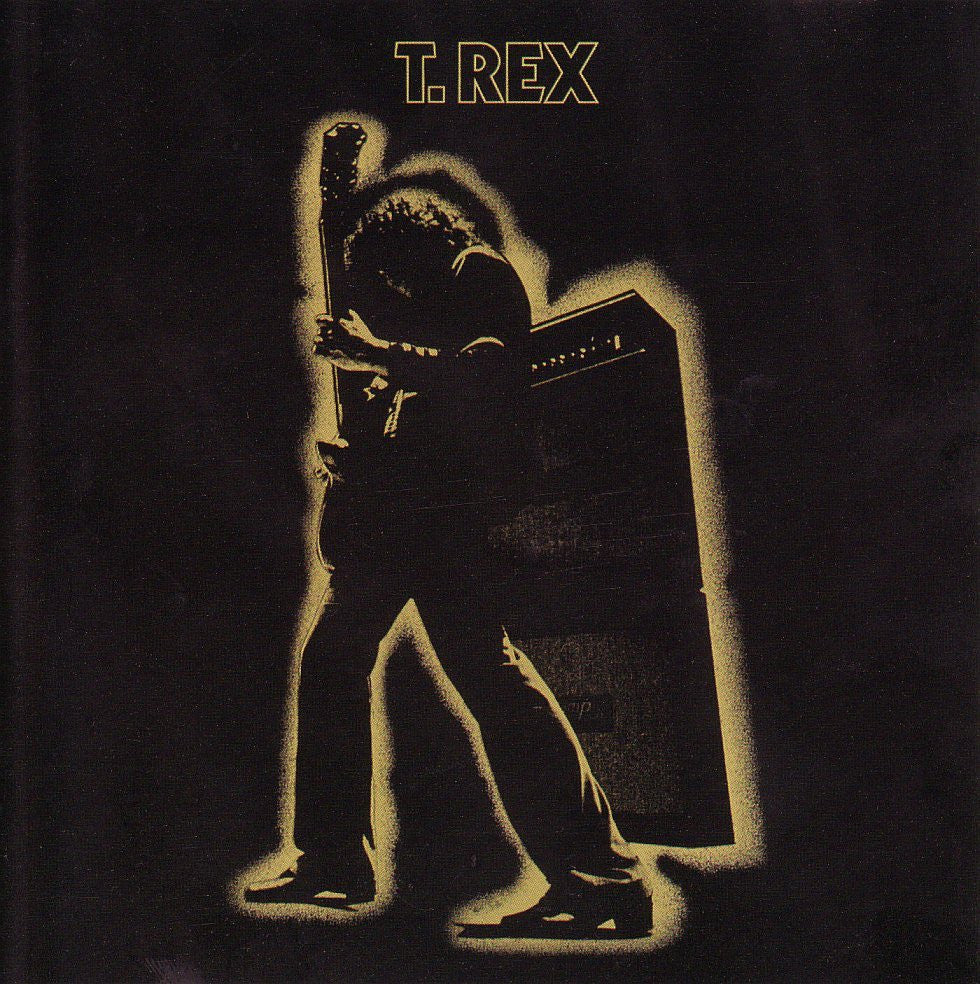 T REX-ELECTRIC WARRIOR LP *NEW*