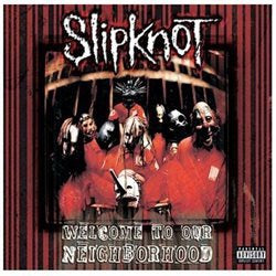 SLIPKNOT-WELCOME TO OUR NEIGHBORHOOD DVD G