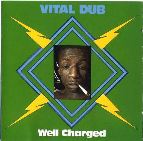 WELL CHARGED-VITAL DUB CD VG