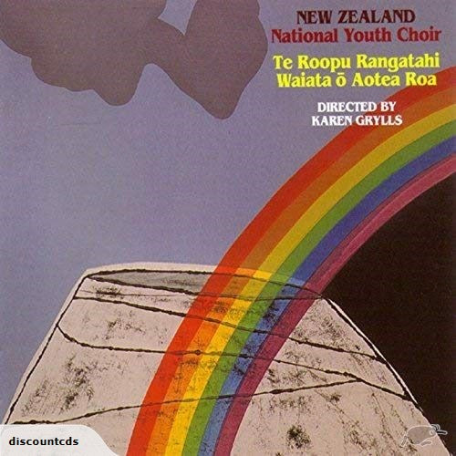 NEW ZEALAND NATIONAL YOUTH CHOIR-TE ROOPU CD VG+