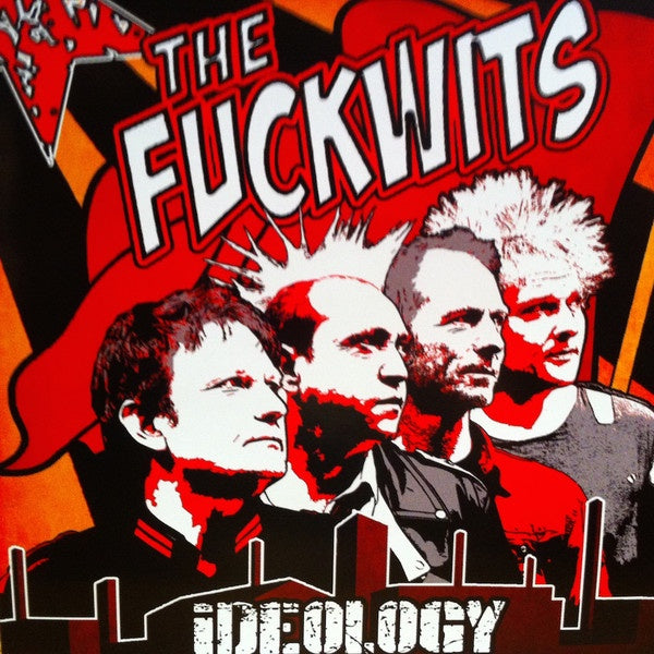 FUCKWITS THE-IDEOLOGY CD VG