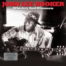 HOOKER JOHN LEE-WHISKEY & WIMMEN 2LP *NEW*