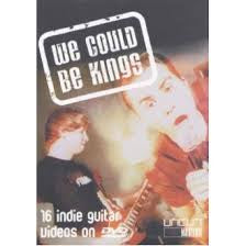 WE COULD BE KINGS-INDIE GUITAR COMP.  DVD VG