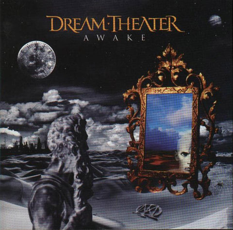 DREAM THEATER-AWAKE CD VG