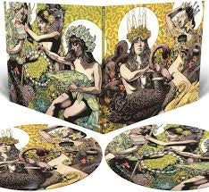 BARONESS-YELLOW & GREEN PICTURE DISC EDITION 2LP *NEW*